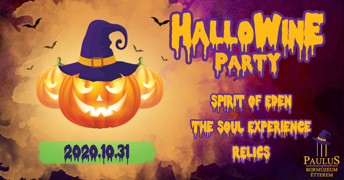 HalloWinE Party