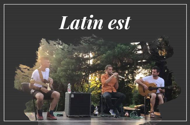 latin est Móron